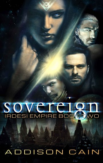 Sovereign, Irdesi Empire Book Two